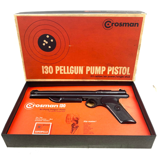 Crosman 130 .22 2nd Variant (289) (sold by private seller fulfilled by D&L)