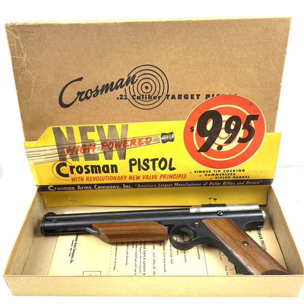 Crosman 130 .22 1st Variant (181) (sold by private seller fulfilled by D&L)