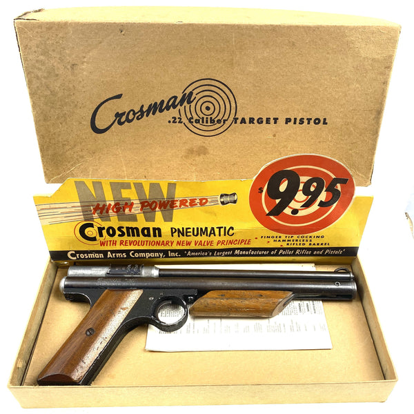 Crosman 130 .22 1st Variant (298) (sold by private seller fulfilled by D&L)