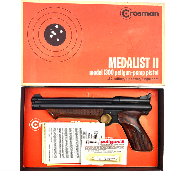 Crosman 1300 Medalist .22 (329) (sold by private seller fulfilled by D&L)