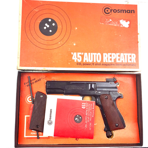 Crosman Mod 451 .22 (217) (sold by private seller fulfilled by D&L)