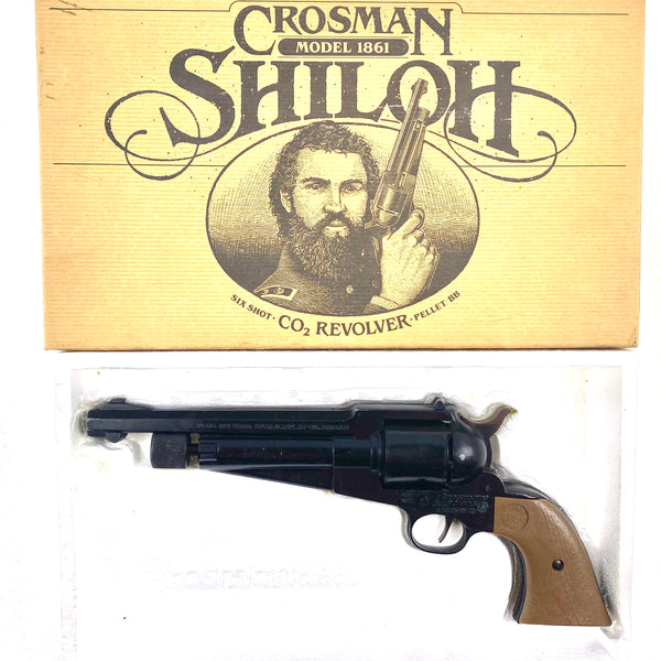 Crosman 1861 Shiloh .177 (325) (sold by private seller fulfilled by D&L)