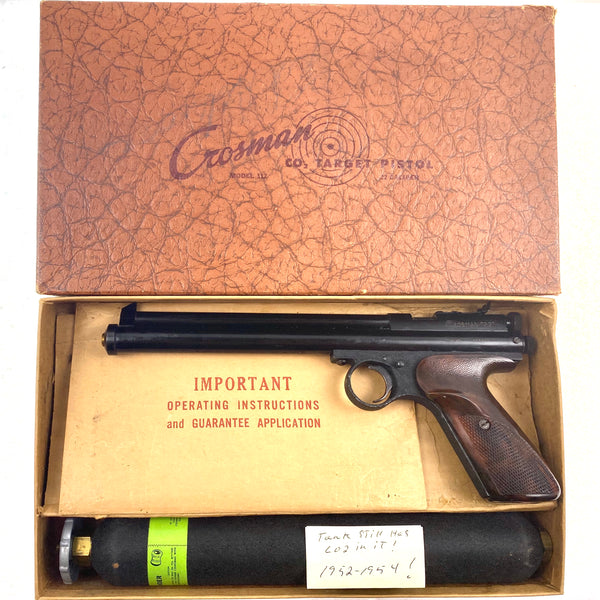 Crosman 112 .22 (190) (sold by private seller fulfilled by D&L)