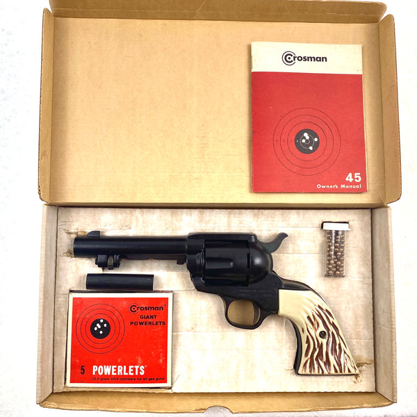 Crosman Hahn 45 BB (187) (sold by private seller fulfilled by D&L)