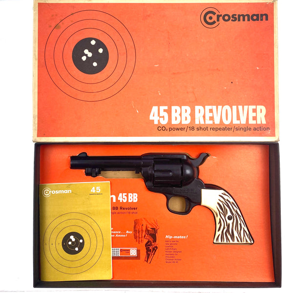Crosman Hahn 45 BB (292) (sold by private seller fulfilled by D&L)