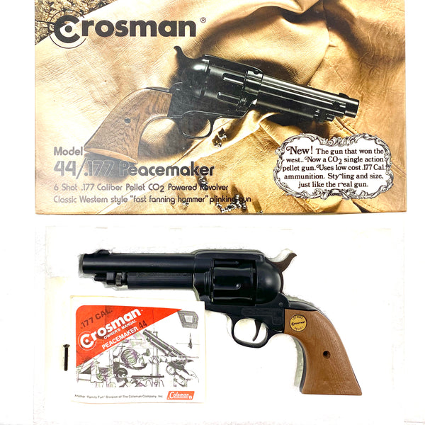 Crosman 44 .177 (15)(sold by private seller fulfilled by D&L)