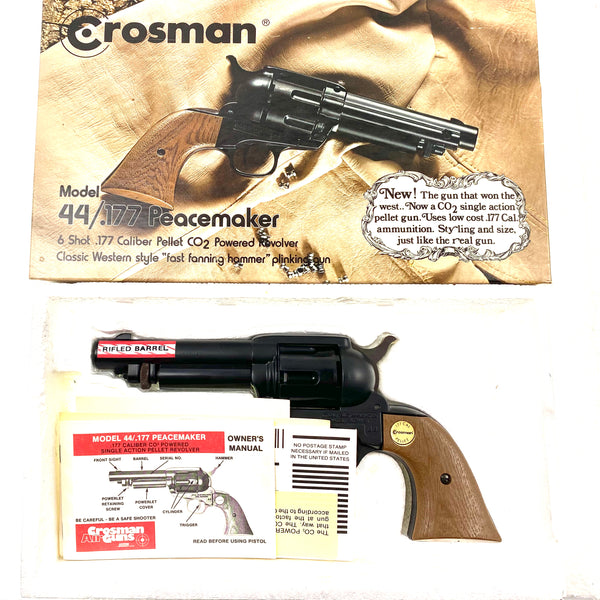 Crosman 44 .177 (16)(sold by private seller fulfilled by D&L)