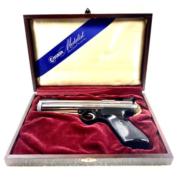Crosman 150C Medalist (152) (sold by private seller fulfilled by D&L)