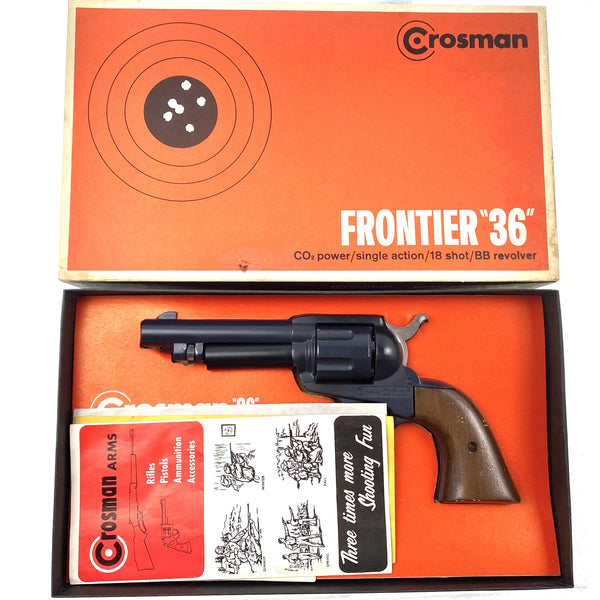 Crosman Frontier 36 (327) (sold by private seller fulfilled by D&L)