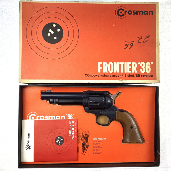 Crosman Frontier 36 (187) (sold by private seller fulfilled by D&L)