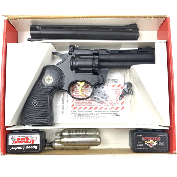 Crosman 357 Shooters Kit (sold by private seller fulfilled by D&L)