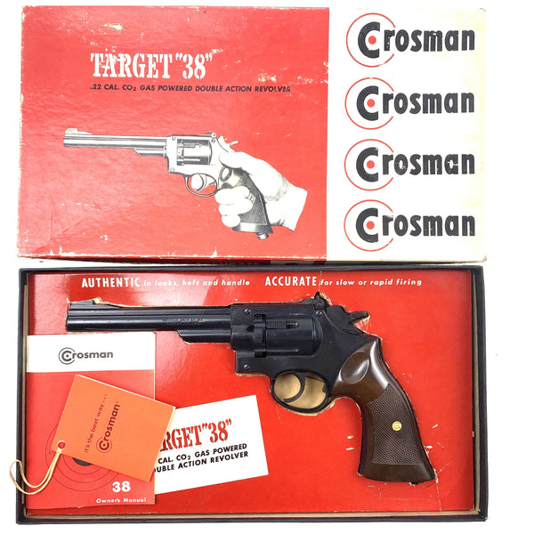 Crosman 38T .22 (290) (sold by private seller fulfilled by D&L)