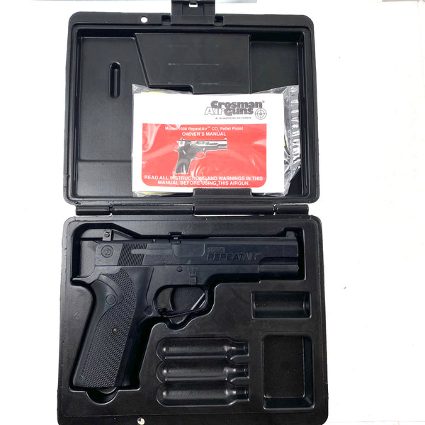Crosman 1008 B (sold by private seller fulfilled by D&L)