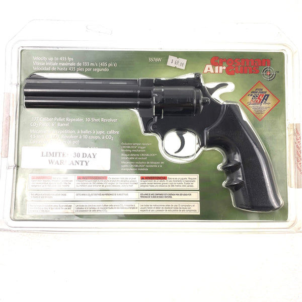 Crosman 357 (sold by private seller fulfilled by D&L)