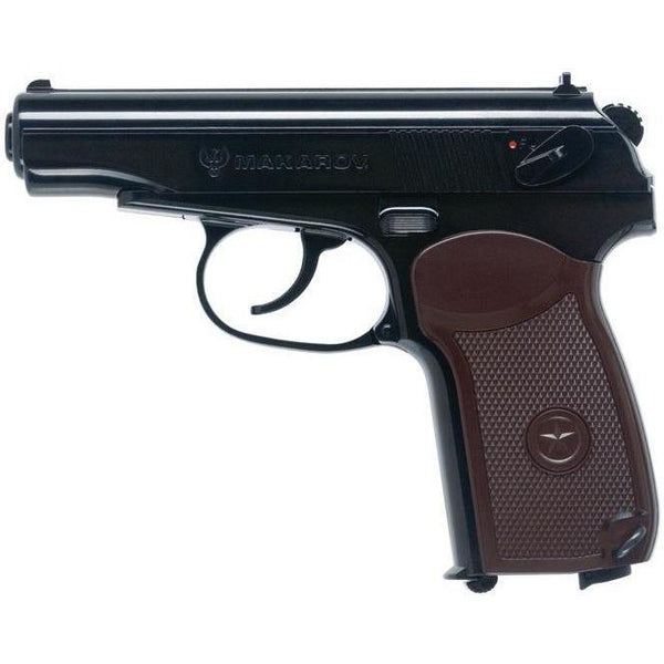 Makarov BB Pistol .177 380FPS (2252232) (sold by private seller fulfilled by D&L)