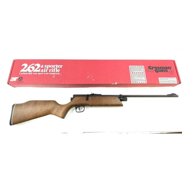 Crosman 262 .177 510FPS (143) (sold by private seller fulfilled by D&L)