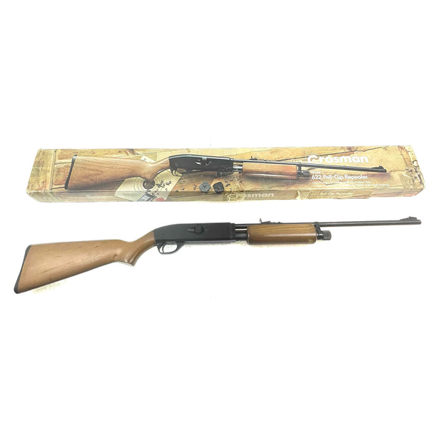 Crosman 622 .22 (117) (sold by private seller fulfilled by D&L)