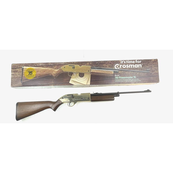 Crosman 761 Powermaster XL (222) (sold by private seller fulfilled by D&L)