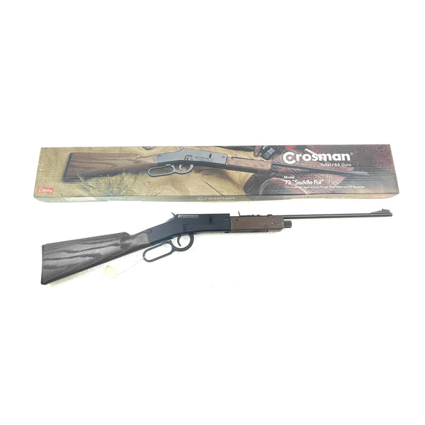 Crosman Mod 73 Saddle Pal BB (115) (sold by private seller fulfilled by D&L)