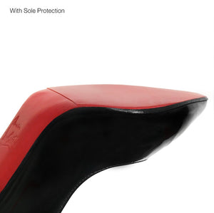 Protective Sole Strips for Louboutin Shoes