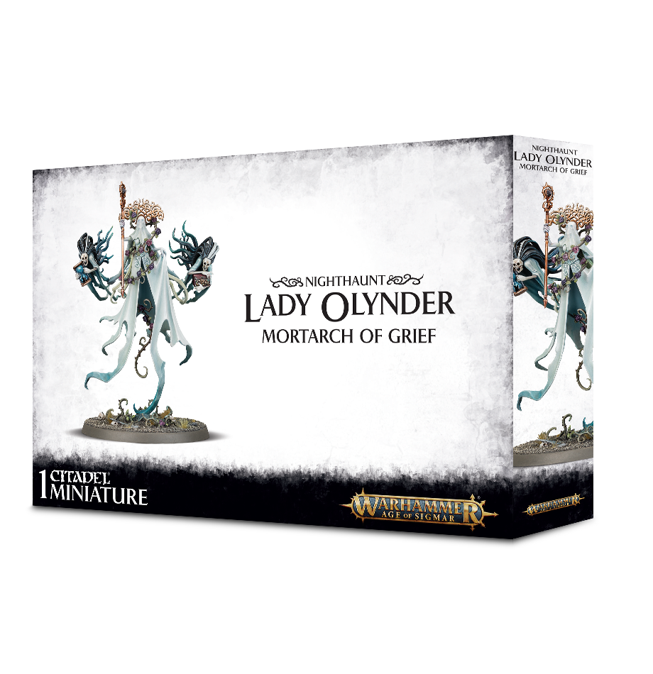 Nighthaunt Lady Olynder - 7th Circle Store -  - 7th Circle Store