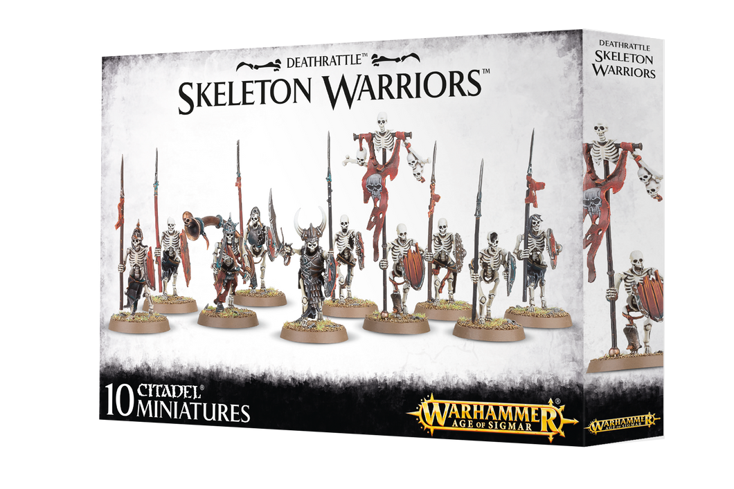 Deathrattle Skeleton Warriors - 7th Circle Store -  - 7th Circle Store