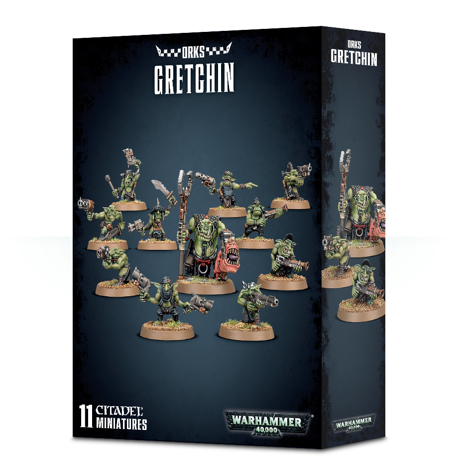 Orks Gretchin - 7th Circle Store -  - 7th Circle Store