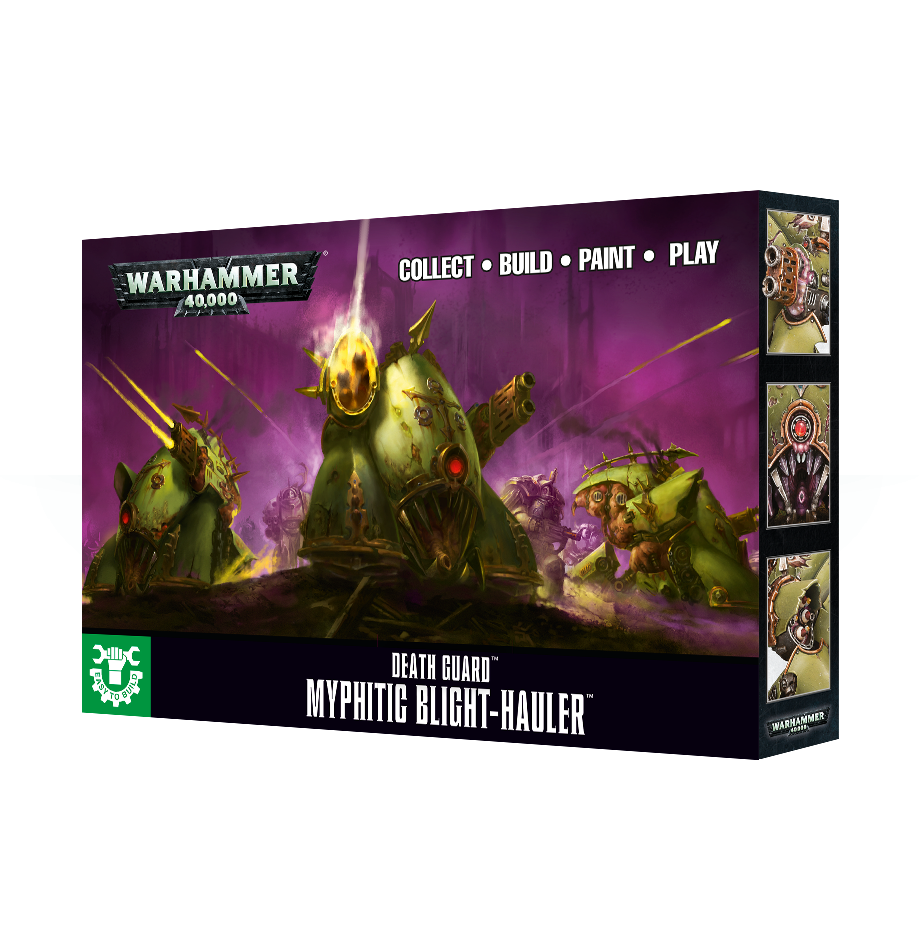 Death Guard: Myphitic Blight-Hauler - 7th Circle Store -  - 7th Circle Store