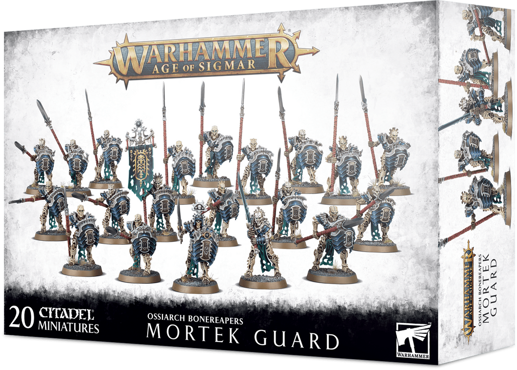 Ossiarch Bonereapers Mortek Guard - 7th Circle Store -  - 7th Circle Store
