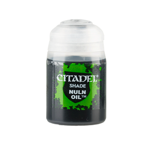 Shade: Nuln Oil 24ml - 7th Circle Store -  - 7th Circle Store