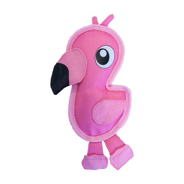 Outward Hound Fire Biterz  Flamingo Small