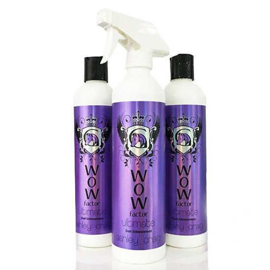WOW Factor  Ultimate Coat Enhancer