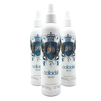 SHOW SALON SPA  Colloidal Silver