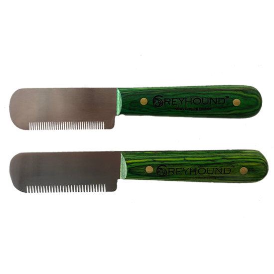 GREYHOUND Easy Grip Knife