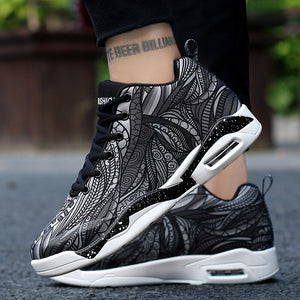 2020 Breathable Men Basketball Shoes PU Comfortable Wearproof Outdoor Sports Air Cushion Shock Mens Sneakers Big Size 47 zapatos