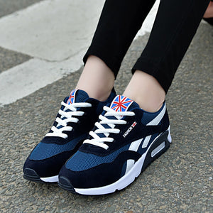 Dropshipping Sneakers Women Casual Shoes Woman Fashion Trainers Comfor Tenis Grils Wedges Canvas Ladies Shoes Women Sneakers