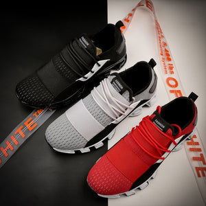 Men Sneakers Trainers Running Shoes Men Blade Casual Sports Male Tide Tennis Shoes Outdoor Breathable Jogging Walking Footwear