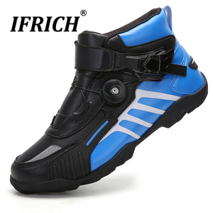 Men Women MTB Cycling Shoes High Ankle Mountain Road Bike Shoes Professional Bike Boots Big Size Couples Bicycle Riding Touring