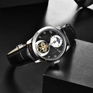 Men's Watches Luxury Brand PAGANI DESIGN Automatic Mechanical Watches Men Business Waterproof Gold Wrist watch Relogio Masculino