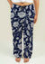 Ladies Pajama Pants with Chinese pattern