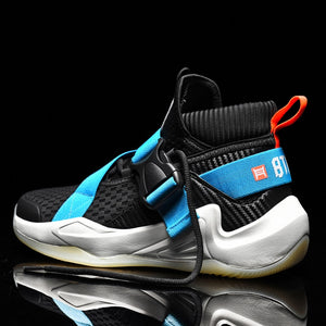 Professional Basketball Shoes Man Sport Jogging Shoes Athletics Court Training Sneakers Male Brand Basketball Boots Autumn Shoes