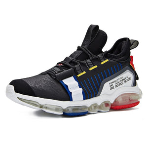 Spring and summer 2020 new 361d air cushion shoes comfortable, wear-resistant and breathable running shoes for men