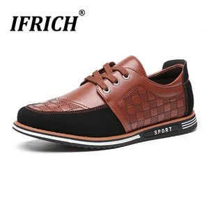 Waterproof Leather Golf Boots Man Plus Size 48 Golf Sneakers Handmade Leather Shoes Light Mens Sport Walking Sneakers for Golf