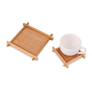 Sottotazza in Bamboo - Bamboo Green Store