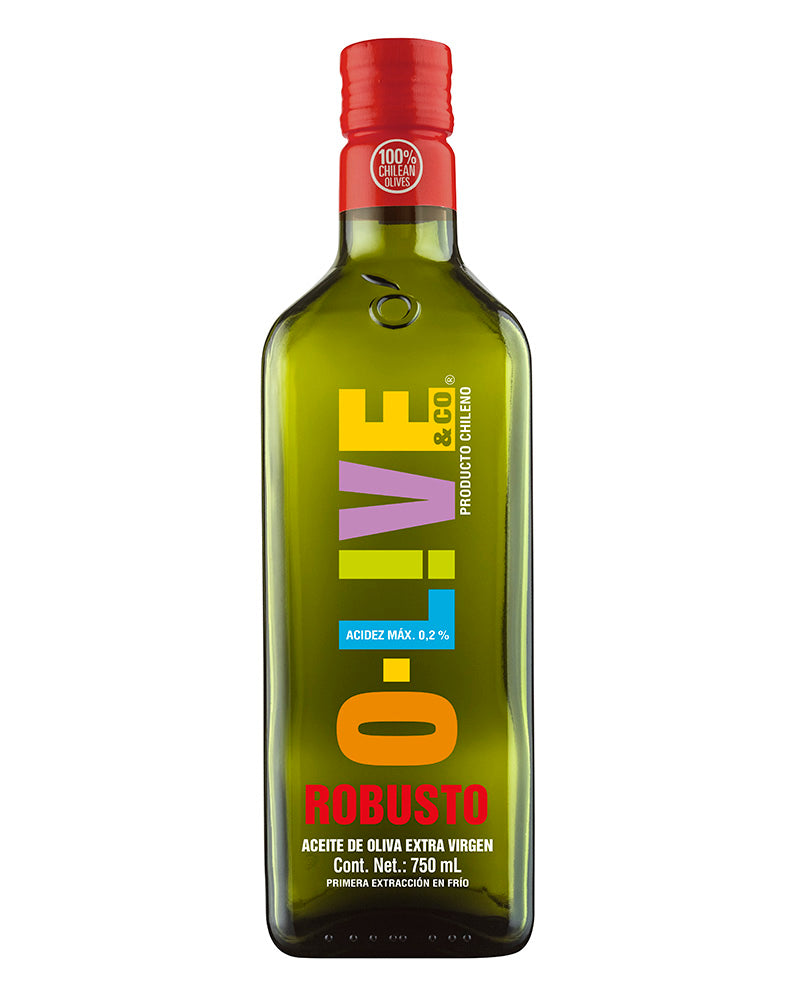 O-Live & Co. Robusto 750ml