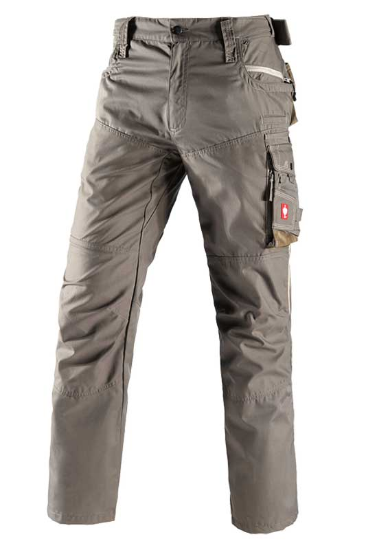 Bundhose e.s.motion Sommer – Venter Tours Edition in stein/khaki/sand, von vorne