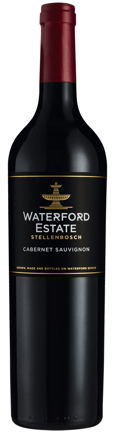 Rotweinflasche Waterford Estate Cabernet Sauvignon 2016