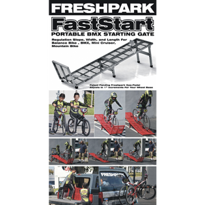 Freshpark BMX Fast Start BMX Starting Gate