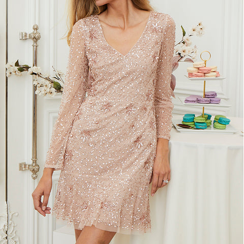 February 2021 Dress of the Month by Adrianna Papell