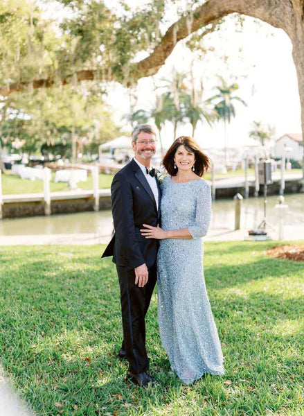 Mother of the bride dress trends